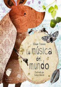 Libro La música del mundo Elman Trevizo