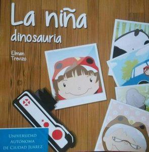 La niña dinosauria